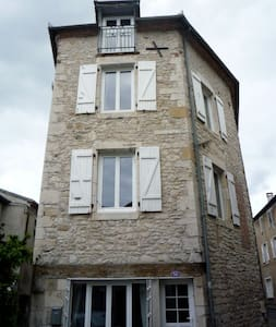 Stylish, Souillac Tower House