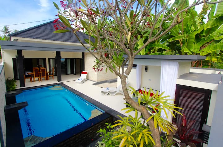 Villa 2 Brook (tubruk) Lovina Beach North Bali
