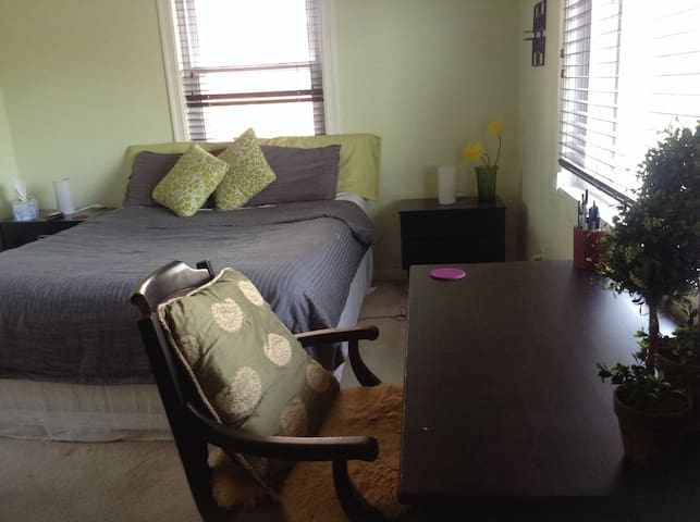 Furnished Lrg Rm S. of Takoma D.C.