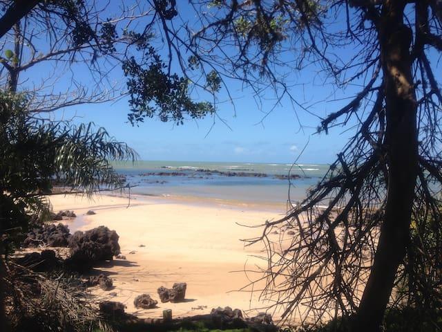 Praia Formosa de Frente pro Mar - Santa Cruz - House