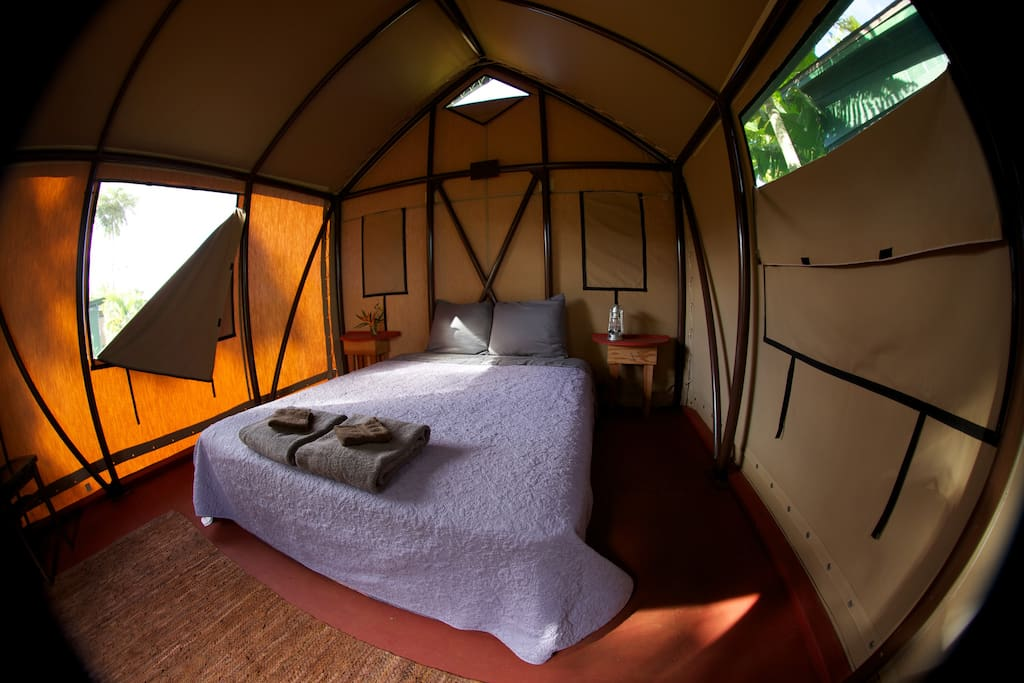 Glamping at its finest