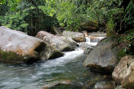 Stonewood Retreat - Daintree Rainforest - Diwan - Rumah