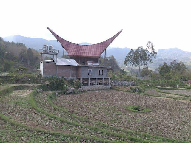 Dream and Peace Village - Tana Toraja Regency - Rumah