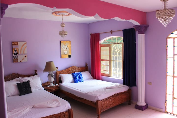 Casa Larabi, Traveler´s Choice, Private Room, Luna