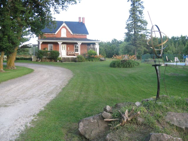 GITE CENTAURE B&B ORMSTOWN - Hinchinbrooke - Penzion (B&B)