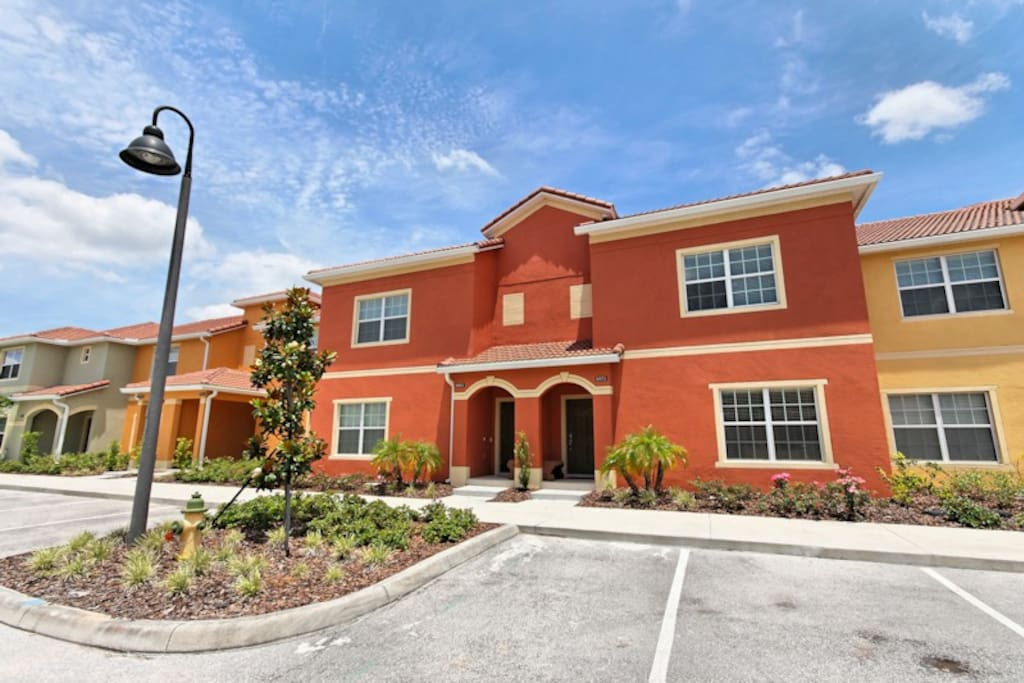 Sweet Home Vacation Disney Rentals Vacation Homes Florida Orlando Paradise Palms.