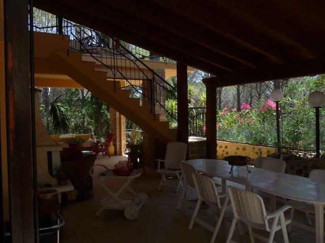 Casa nel verde S.Margherita di Pula - Santa Margherita di Pula - Casa
