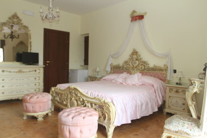 Il Belvedere Affittacamere - Pietramontecorvino - Lejlighed