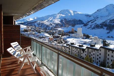 3 Rooms Apartment in Sestriere
