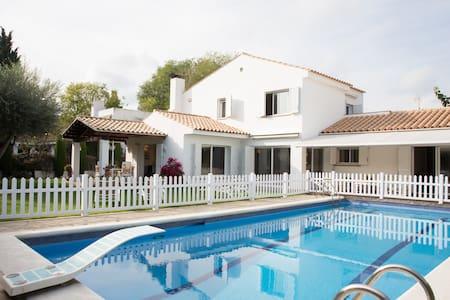 Mediterranean charming Villa   - サンペレデリーブス(St Pere de Ribes) - 別荘