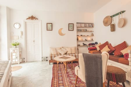 Tunisian stylish loft @Sidi BouSaïd