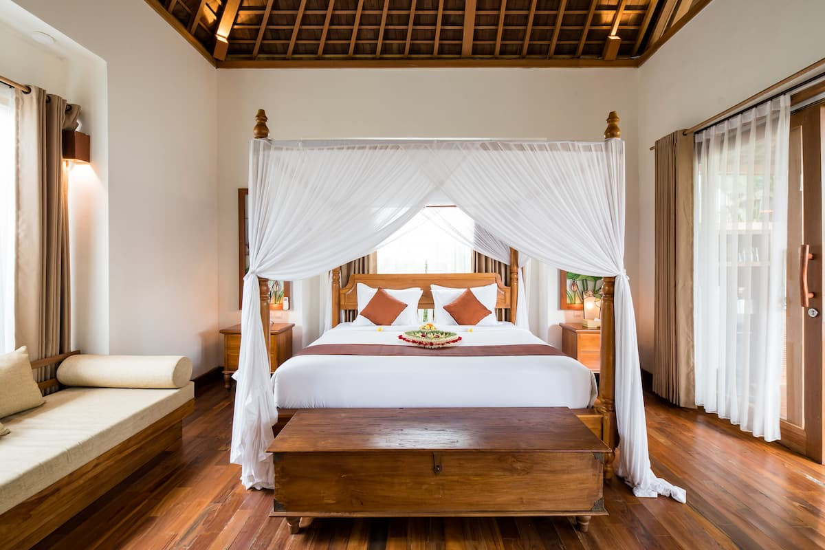 Exotic Hideaway with Pool at Graha Sandat in Ubud Center
