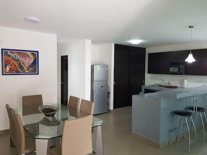 Apartment close to UDEM good vibes