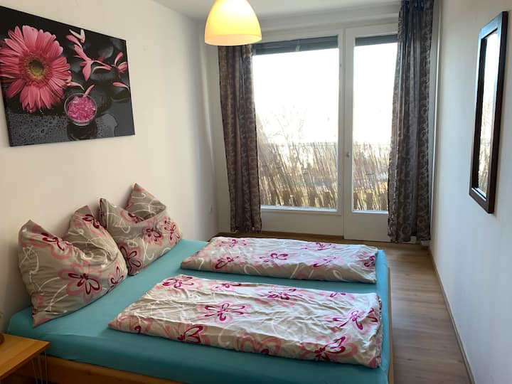 2 rooms-Apartment(69sqm) +balcony +Free PARKING