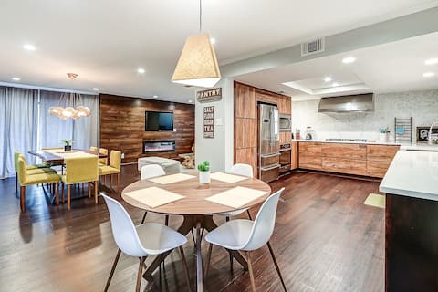 NEW 5BR/3BA Renovated Modern House, AT&T Stadium