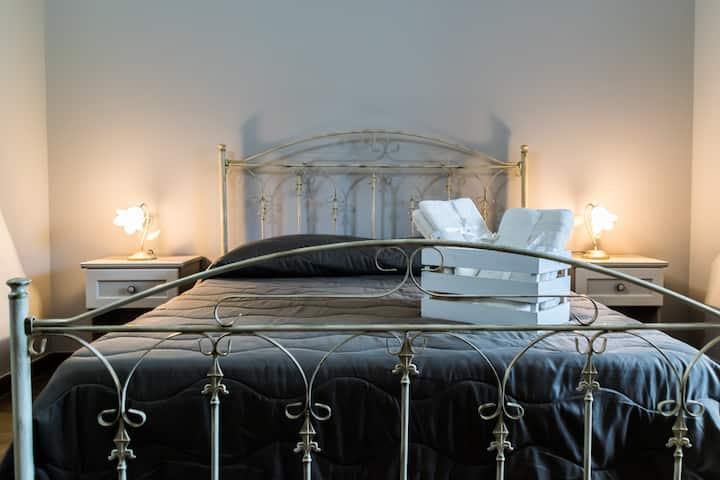Villa Big Rooms - Camera matrimoniale