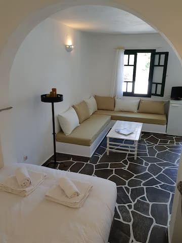 Superior Double Room · Superior Double Room · Superior Double Room · Big Double Room - Sifnos - Pool & Breakfast