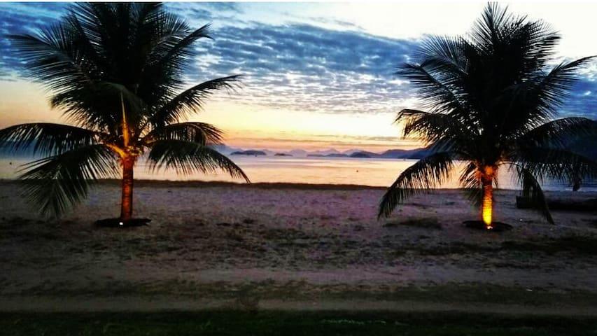 Linda Suíte -Espaço Praia Aptos
