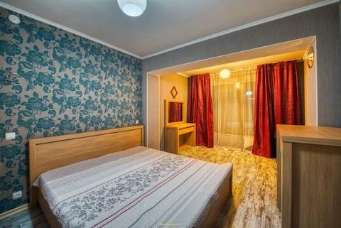 Шикарная квартира в самом сердце города ждёт Вас!