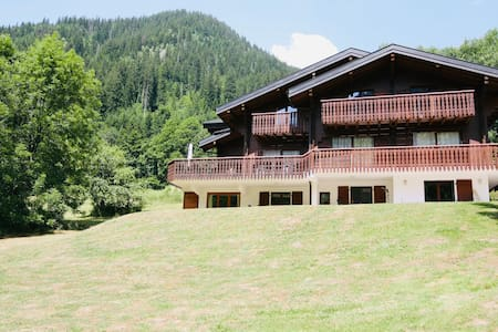 Catered Luxury Chalet in Chatel