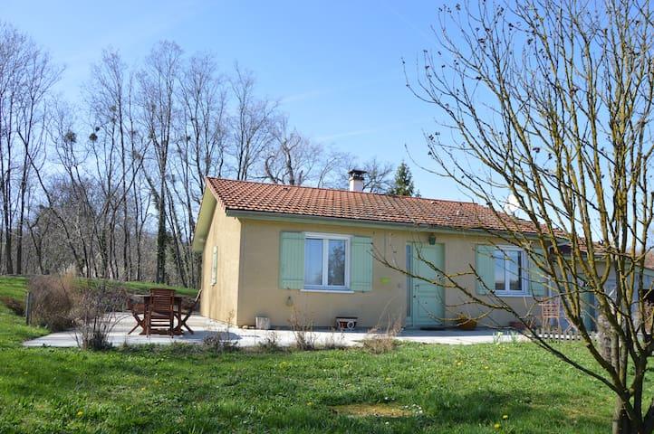 Maison au cœur de la Drôme des Collines