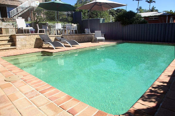 Bundeena Base Art House, 1 Bedroom, Heated Pool
