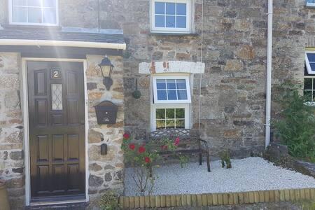 Cosy cottage in a fantastic Cornish village