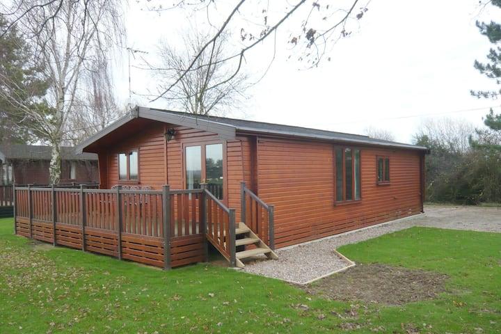 Casa de madera con encanto en Romney Marsh Gran Bretaña