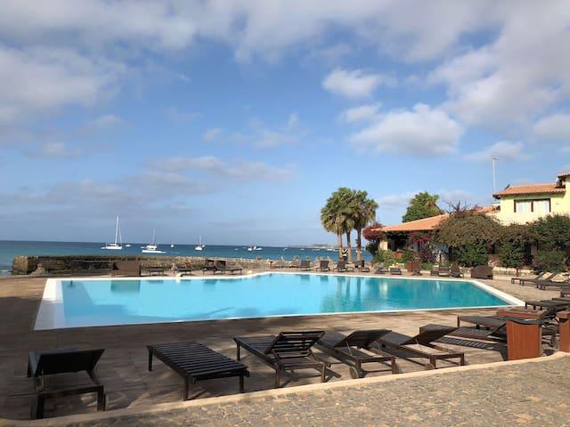Ótimo AP na ilha do Sal, Porto Antigo III