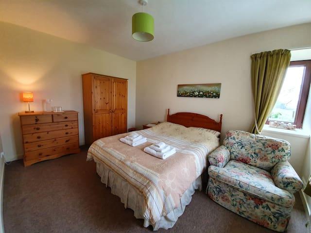 Double room in Dunvegan