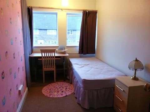Spacious single room close to Warwick University