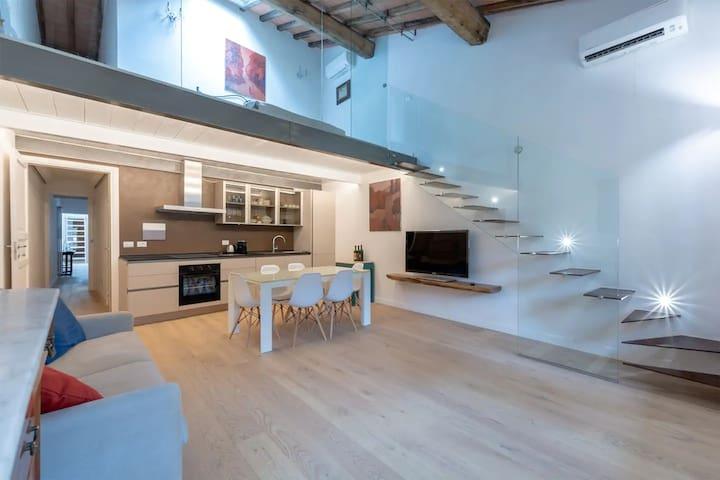 Luxury Home Florence con vista cappelle Medicee
