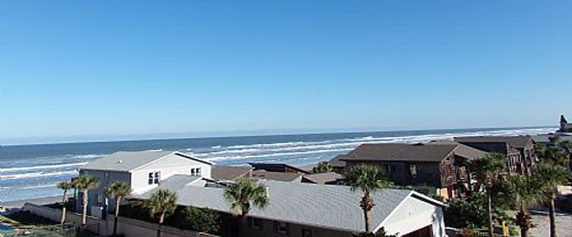 Incredible value!! Ocean view 2/2 - New Smyrna Beach - Apartament