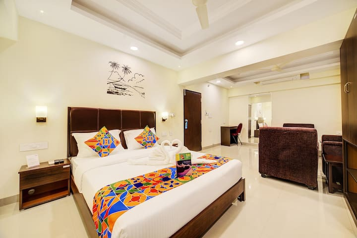 Heavenly Luxury Suite Rooms With a pool