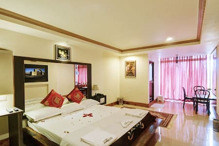 Honeymoon Suite @ SunvalleyHomestay - Szoba reggelivel