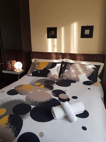 Confortevole camera moderna con cielo stellato - Messina - Apartment