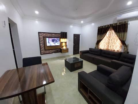 Fully furnished luxury 1 Bedroom at Kubwa, Abuja