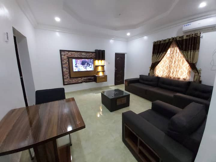 Fully furnished luxury 1 Bedroom at Kubwa, Abuja