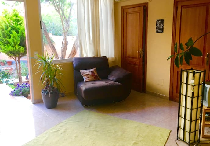 Room in House with garden near city center - Palma de mallorca - Hus