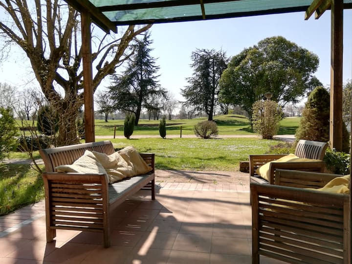 Relax nel campo da golf di Martellago, Ve