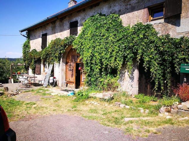 Chez Duke&Miek2 La Montagne (70310)