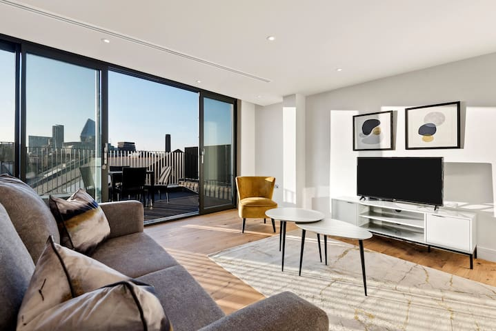 LONDON BRIDGE SUITES Amazing Duplex with terrace!