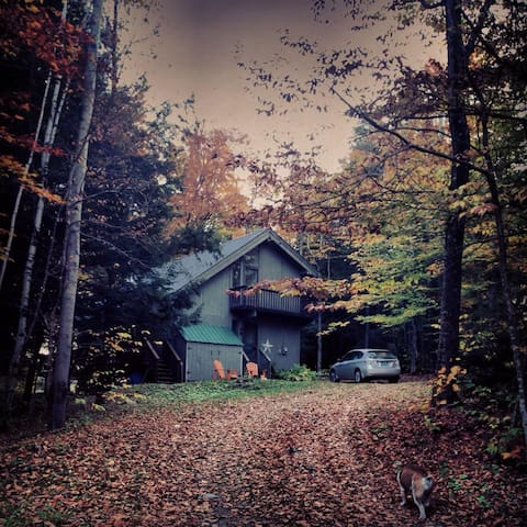 Great Ski Home! - Wardsboro - Rumah