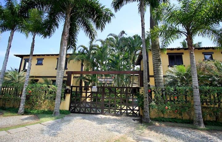 Villaggio Arcobaleno casa na Praia da Baleia