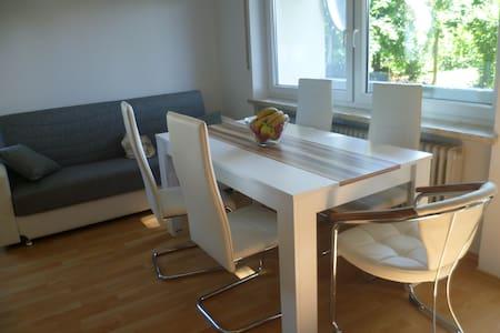 двухкомнатная квартира - Jettingen-Scheppach