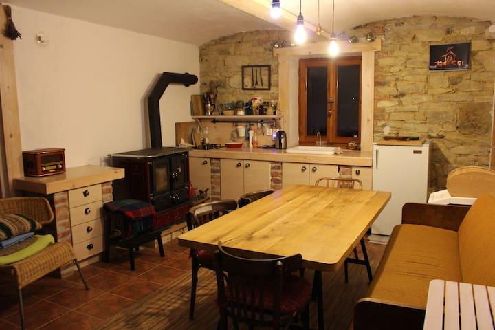 Lavande Cottage - Bor u Skutče - Chalé