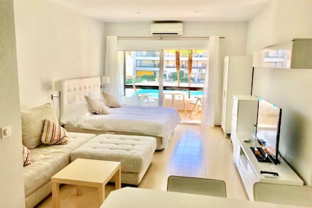 New Studio in Marbella, Golden Mile. Beach/Playa