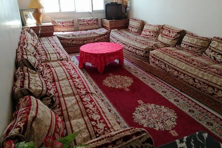 Lovely shared house/ Colocation francaise - Rabat