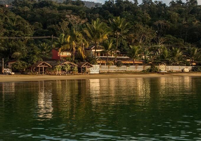 BEACH HOUSE PARATY luxury,spacious - Paraty - Hus