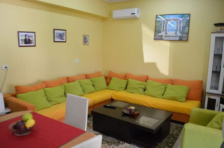 Vila Enxhi ; Apartment 1